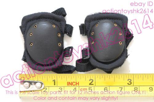 1//6 Scale DAMTOYS 78046 SEAL TEAM 5 VBSS knee pads COMMANDER