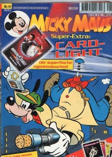 Micky Maus   Sie Wählen  ein nr jahrgang 1999 ab 5 auktionen portofrei