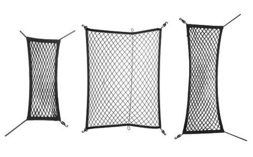 BLACK//SCHWARZ for KODIAQ 5 SITZER 565065110F Original Netting system