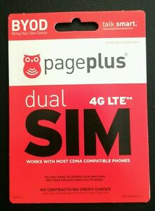 Verizon $55 Per Month WIFI Router 4G LTE Mobile Hotspot unlimited Page Plus Plan