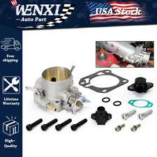 Throttle Body With Tps Amp Map Sensor 70mm For Honda Civic Si Acura Integra Bdhf