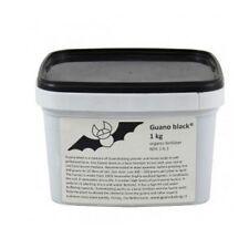 GUANO KALONG BLACK 1Kg (Guano di Pipistrello+Humus) Fertilizzante Organico
