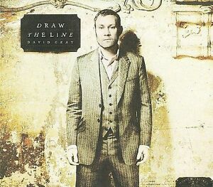 FREE US SHIP. on ANY 3+ CDs! NEW CD Gray, David: Draw the Line