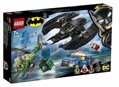 LEGO 76054 DC Comics Super Heroes Batman Scarecrow Harvest of Fear Rare New