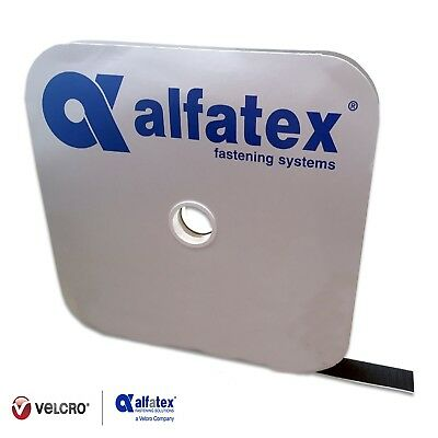 ALFATEX BRAND SUPPLIED BY VELCRO® 21mm DOTS WHITE SELF ADHESIVE COINS HOOK LOOP