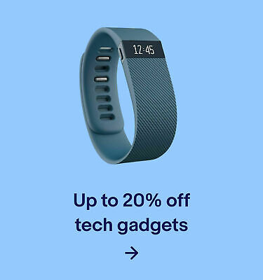 Up to 20% off tech gadgets