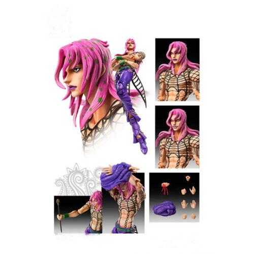 Jojo/'s Bizarre Adventure Part 5 Diavolo Figure Medicos Super Action Statue N B