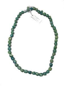 Lola-Rose-Necklace-Green-Blue-Stones-Adjustable