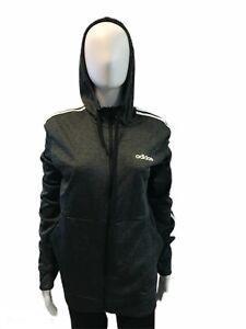 adidas-Men-039-s-Tech-Full-Zip-Fleece-Hoodie-Performance-Hooded-Track-Jacket-AD5