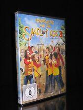 DVD HERKULES UND DIE SANDLOT KIDS 3 - BASEBALL-KOMÖDIE für Kinder *** NEU ***