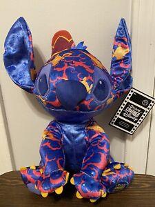Stitch Crashes Disney ALADDIN PLUSH Shop Disney Exclusive *in Hand*