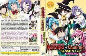 ANIME-DVD-ENGLISH-DUBBED-Rosario-Vampire-Season-1-2-1-26End-FREE-SHIPPING-SKU3