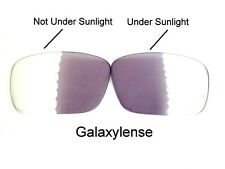 Galaxy Replacement Lens for Oakley Fuel Cell Sunglasses Photochromic Transition