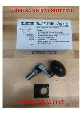 90386 Lee Value Quick Trim Case Trimmer