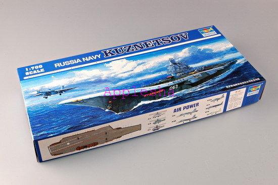 Trumpeter 05713 1 700 Russian Admiral Kuznetsov