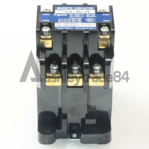 1PCS DAIKIN CLK-26J-P6 220V alternating current contactor