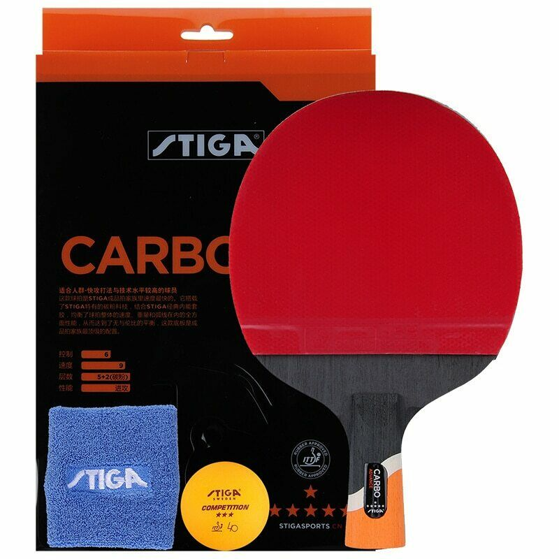 Joola Carbon Pro 5 TABLE TENNIS BAT
