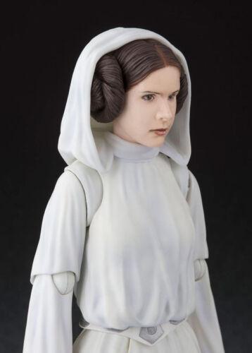 SH S.H Bandai japan** Figuarts Leia Star Wars Princess-Leia Organa A New Hope