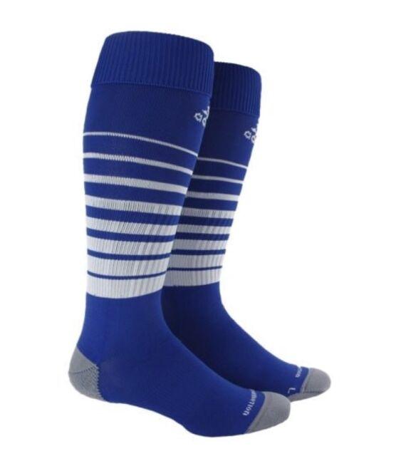 69350ba6b ADIDAS Team Speed OTC Soccer Socks Roy Blue White Youth S 13c-4y Men M