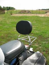 SISSY BAR P. BACKREST + LUGGAGE RACK SUZUKI VL 1500 LC INTRUDER / C 90 BOULEVARD