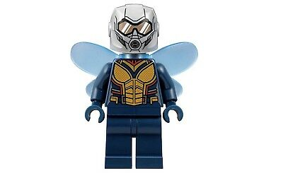 Lego Super Heroes The Wasp sh517 Marvel Ant-Man Figurine New From 76109