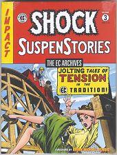 EC Archives: SHOCK SuspenStories,  Vol. 3