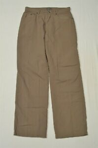 Royal-Robbins-30-x-32-Brown-Tech-Outdoor-Hiking-Camping-Casual-Pants