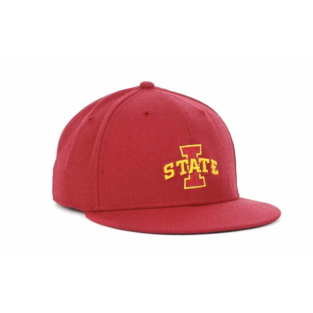 wholesale dealer 65cf2 b38ac Buy Nike True Iowa State Cyclones Sideline Fitted Cap Hat Size 7 online    eBay