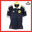 Adidas-SCOTLAND-Football-shirt-S-small-tartan-bleu-armee-Home-Soccer-Jersey-2012 miniature 1