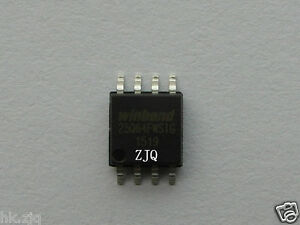 Details about Brand New WINBOND W25Q64FWSIG 25Q64FWSIG SOP-8 IC Chip