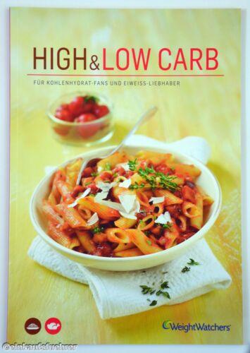 1 von 1 - 'High Carb & Low Carb' von Weight Watchers *PREISHIT*