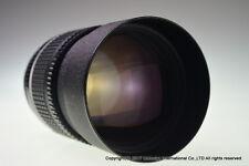 NIKON AF DC NIKKOR 135mm f/2 Excellent+