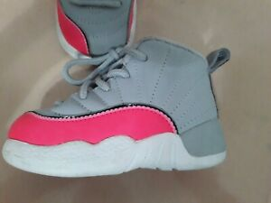 Air Jordans Retro 12 Baby Girl Size 5C