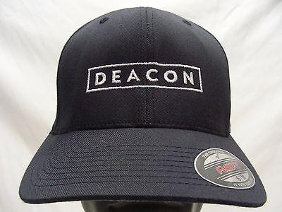 FedEx Express Flexfit Hat Yupoong Wool Blend 6477 Ball Cap Dark Navy S//M