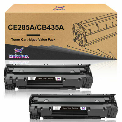 2 pk CE285A Toner Cartridge for M1217nfw Multifunction Printer FREE SHIPPING!