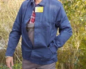 Leichte Arbeitsjacke In Hydronblau Berufsbekleidung Jacke In Hydronblau Gr Kleidung 58