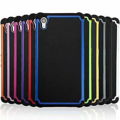 Shockproof Heavy Duty Case Compact Shock Proof Cover for SONY Xperia Z2 Z3
