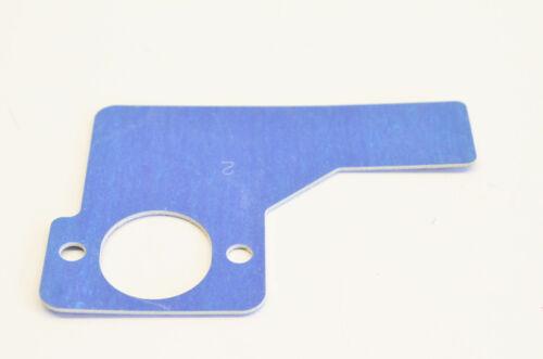 New OEM Briggs /& Stratton 498869 Intake Gasket NOS
