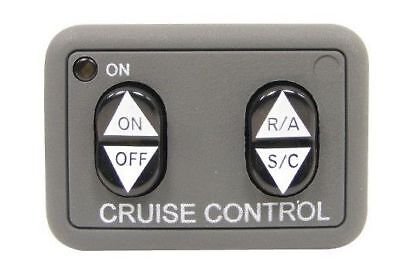 CRUISE CONTROL HANDLE STALK RIGHT SIDE COLUMN MOUNT 250-3743 ROSTRA LIGHTED