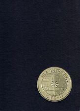*☆ USS INTREPID CVS-11 VIETNAM DEPLOYMENT CRUISE BOOK YEAR LOG 1966 - NAVY ☆*