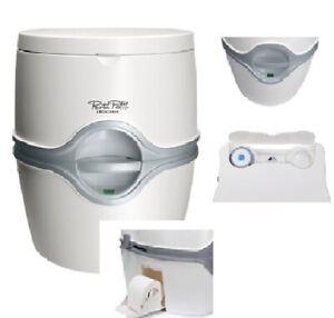 Camping-Thetford-WC-Mobil-Toilette-Chemietoilette-Porta-Potti-EXCELLENCE-Electri