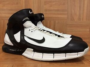 05923257cfd7 ... reduced image is loading vtg nike air zoom huarache 2k5 kobe bryant  f5326 cc14a