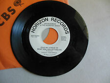 JIM MCGOWAN TURK SPROLE give me a piece of what you are sitting on/priosoner  45