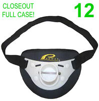 Closeout 12 Promar Adjustable Padded Fishing Rod Belts,large Fish Game