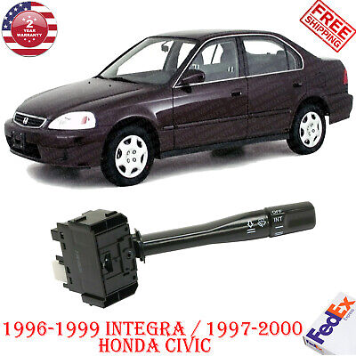 New Windshield Wiper Motor for Acura Integra Honda Civic 1994 2001 WPM5423