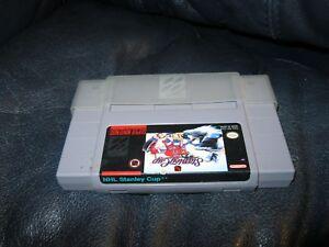 NHL-Stanley-Cup-Super-Nintendo-SNES-Game
