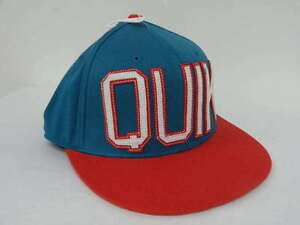 Image is loading Quiksilver-Boys-Double-Cap-Hat 4ba995f41876