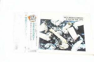 WES MONTGOMRY/A DAY IN THE LIFE POCM-5001 CD JAPAN OBI A14081