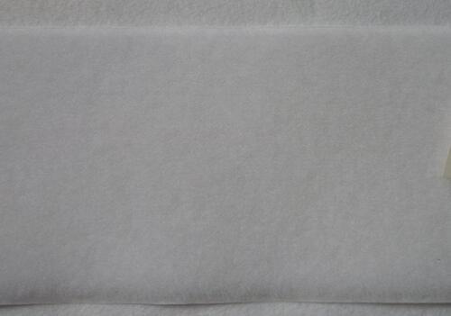 1m Klettband Flauschband weiß 150 mm zum nähen nur