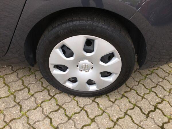 Opel Zafira Tourer 2,0 CDTi 110 Limited - billede 4